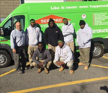 SERVPRO of South Albany County